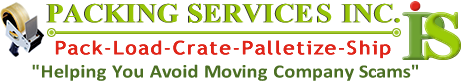 Packing Service, Inc. Packing and Moving Services Company