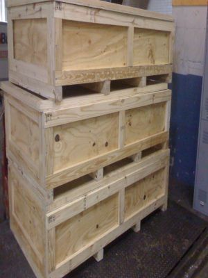 Custom Crates - Packing Service Inc