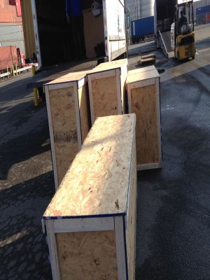 International Wooden Crates - Packing Service Inc 3