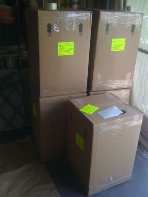 Packing boxes, Fragile Items - Packing Service Inc