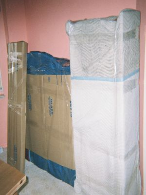 Wrapping Furniture - Packing Service Inc 2