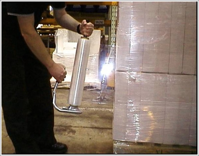 Palletizing Service | Shrink Wrapping Services | Shipping Pallets
