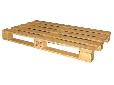 Shrink Wrap Pallet | Shrink wrapping | Custom Built Wood Pallet